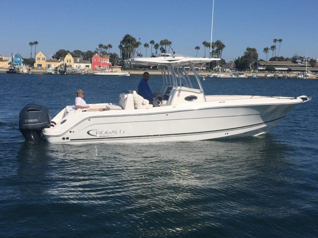 Carefree Boat Club Marina Del Rey